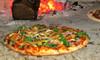 "Two Takeaway 12"" Wood Fired Pizza & Drinks"