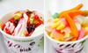 $8 Frozen Yoghurt Voucher incl. Toppings