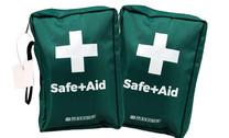 Two Pharmacare Mini 28pc First Aid Kits