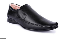 Style 'n' Wear Men's Slip-On Leather Shoes