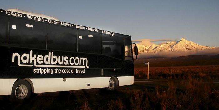 $10 for One-Way nakedbus.com Trip (value up to $49)