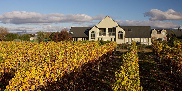 53% off Two Nights for up to Four People at Vintners Retreat, Blenheim incl. Bottle of Wine & Cheese Platter from Geisen's Cellar Door (value $865)