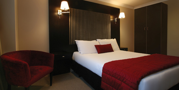 $139 for 1 Night for 2 People in a Superior Room incl. Full Cooked Breakfast, Late Checkout & Unlimited Internet Use at Abel Tasman Hotel, Wellington (value up to $291)